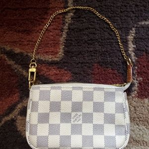 🌟 💕 Authentic Louis vuitton damier pochette